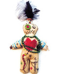 "15"" Mr Voodoo doll"