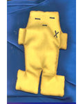 "Yellow Voodoo Doll (5"")"