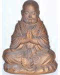 """10"""" Monk Praying"""