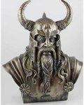 """Odin Bust 11"""" Statue"""