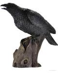 "Raven 12"" Statue"