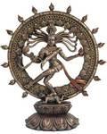 "Shiva Nataraja 9"" Statue"