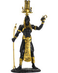 "Thoth 12"" Statue"