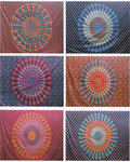 "58"" x 82"" Mandala Tapestry"