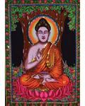 """30"""" x 40"""" Buddha tapestry"""