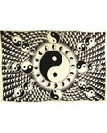 "Yin Yang Tapestry 72"" x 108"""