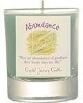 Abundance Soy Votive Candle