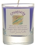 Creativity Soy Votive Candle