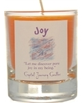 Joy Soy Votive Candle