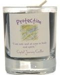 Protection Soy Votive Candle